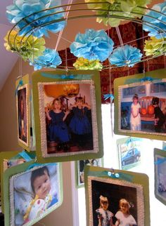 PICTURE MOBILE!  (It would be great to celebrate someone special!)