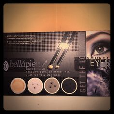 * Brand New* smokey eye shimmer kit * Brand New* smokey eye shimmer kit. Shimmer powder's are multi-purpose color pigments which can be used for multiple variations of cosmetic application experiment with the beauty textures and colors of 100% mineral pigments. Makeup Eyeshadow