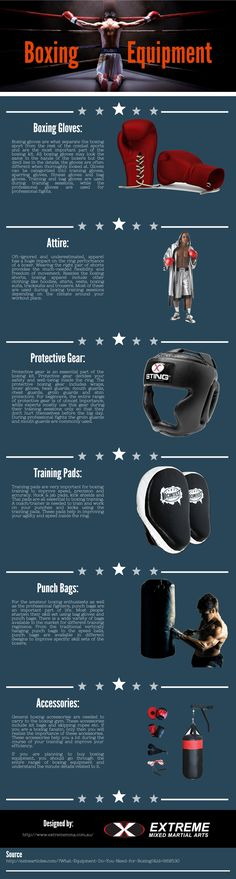 Whether you're a serious boxer or new to the sport, here you'll find a range of boxing equipment from Extreme Mixed Martial Arts, including boxing gloves, attire, protective gear, training pads, punch bags, and accessories.