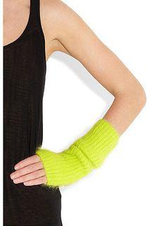 arm warmers by nylonmagazine, via Flickr