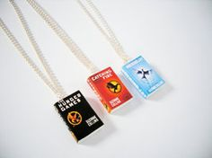 hunger games necklaces!