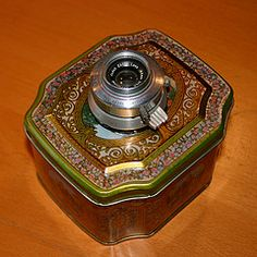 Homemade camera