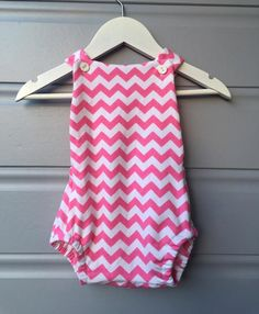 Baby Romper Size 9-12 months by AvieDesigns on Etsy