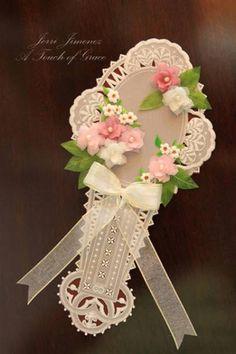 Parchment Roses 3