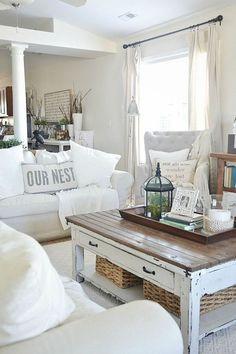 Cozy living room decor ideas (14)