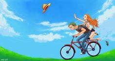 Faster, Zoro! By Mugi Girl