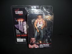 Neca Cult Classics Series 3 Die Hard John McClane New Sealed  Bruce Willis #Neca