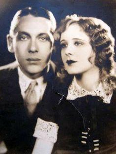 Jack Pickford and Marilyn Miller