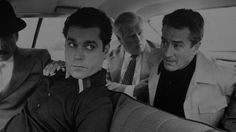 Image discovered by annalee in paradise. Find images and videos about robert de niro, goodfellas and ray liotta on We Heart It - the app to get lost in what you love. Martin Scorsese, Al Pacino, Goodfellas 1990, Ray Liotta Goodfellas, 1990s Films, Gangster Movies, Photo Vintage, Into The Fire, Music Tv