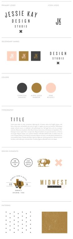 Branding | Jessie Kay Design Studio