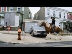 The Concrete Cowboys of Philadelphia - YouTube