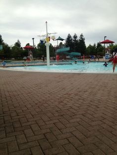 Brentwood Family Aquatic Complex in Brentwood, CA