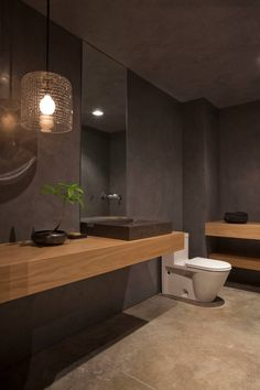 New York House by Sergio Mercado Design / lavabo / bathroom