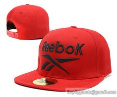 Reebok Snapback Caps Hats Sports Caps Red|only US$6.00 - follow me to pick up couopons.