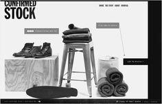 black-and-white-Web-Design