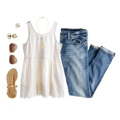 """Boho Chic"" by thevirginiaprep on Polyvore"