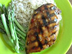 thummprints: Grilled Sweet Chili Chicken