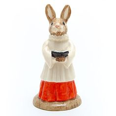 Royal Doulton Bunnykins, Choir Singer DB223