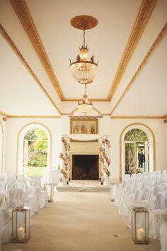 An Elegant Jewish Wedding Ceremony at Northbrook Park… | Love My Dress® UK Wedding Blog
