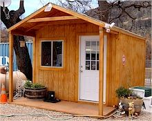 Another cool shed idea
