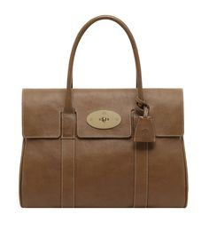 Mulberry Classic Bayswater Tote   Harrods