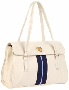 Tommy Hilfiger Th Logo Pebble Leather Satchel,Winter White,One Size Tommy Hilfiger,http://www.amazon.com/dp/B0071H2OFY/ref=cm_sw_r_pi_dp_8k59rb06MG4RWA8M