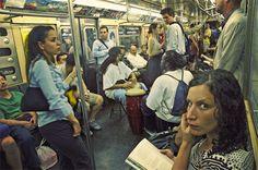 Image result for subway scene