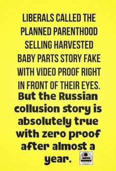 The planned parenthood story was fake, because it shouldn't have been a story.  They were selling medical waste, and that should be legal.  Period.