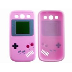 Amazon.com: Pink Retro Game Console 3D Silicone Case Cover for Samsung Galaxy S3 i9300: Cell Phones & Accessories