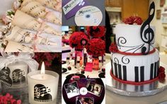5 Splendid #MusicalWeddingIdeas #MusicalWedding #MusicalThemeWedding  #WeddingIdeas