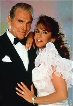 "Jerry Douglas And Jess Walton  AKA John Abbott and Jill Foster-  they had one son William ""Billy "" Foster Abbott ."