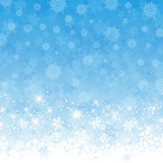 Blue abstract background for christmas Free Vector