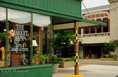 The Market Shop - one of my favorite places to go - On the corner of Iron and Santa Fe, in Historic Downtown, Salina, Kansas Places To See, Places Ive Been, Salina Kansas, Keep It Real, Santa Fe, Back Home, Gift Wrap, Window Treatments, Missouri