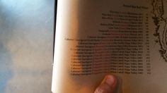 Photo of Bracero Cocina De Raiz - San Diego, CA, United States. Part of the wine list