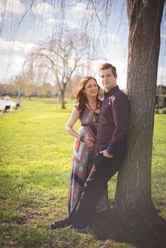 Maternity Photography - Leo J. Ryan Memorial Park Foster City California Viktoriya's Photography