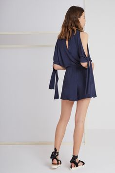 THE FIFTH FROM THIS MOMENT PLAYSUIT