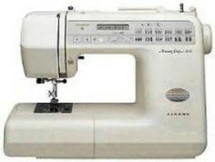 My wife 39 s janome memory craft 9000 embroidery sewing for Janome memory craft 3000