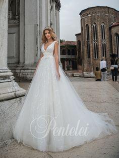 Suknia ślubna Pentelei 2206
