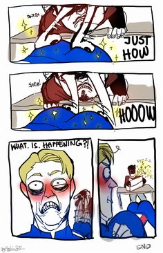 Because Stony  Hahahahahahahahahahahahahaha (cinemasins laughter)