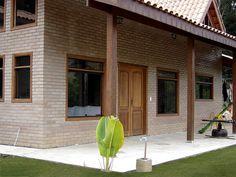 Casa de Campo Ampla - www.tilego.com.br Tijolos Ecologicos - Álbuns da web do Picasa