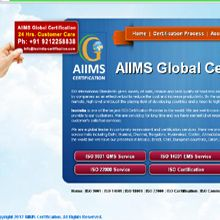 ISO certification Service in India