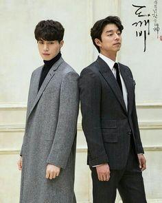 Lee Dong Wook y Gong Yoo #Goblin #tvN