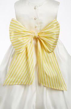 Us Angels Stripe Sash (Toddler Girls) available at #Nordstrom