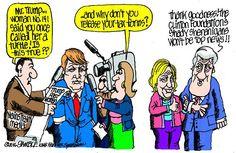 Cartoon by Ed Gamble - 5/17/16