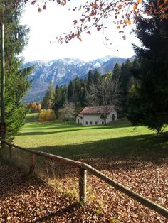 Val di Sella. Trentino
