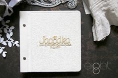 #baptism #photoalbum #album #white #lace #ecru #eightpl #eight #albums #giftideas #albumdesign