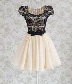 vestidos curtos de renda rodado 3.jpg (366×425)