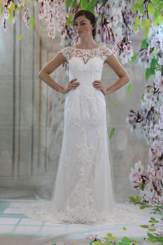 Elegant Scoop Neck Aline Lace Applique Wedding Dress Wedding Dress. Elegant Scoop Neck Aline Lace Applique Wedding Dress Wedding Dress on Tradesy Weddings (formerly Recycled Bride), the world's largest wedding marketplace. Price $669...Could You Get it For Less? Click Now to Find Out!