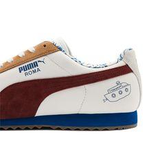 PUMA x TYAKASHA Roma Trainers   PUMA Shoes   PUMA United