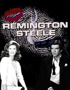 Remington Steele (1982-1987) with Pierce Brosnon, Stephanie Zimbalist, Doris Roberts and James Reed